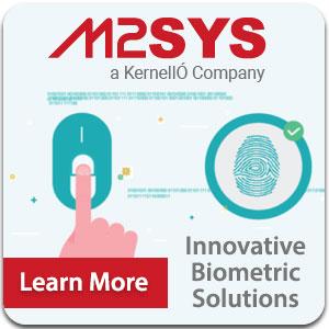 M2SYS Biometrics ad1