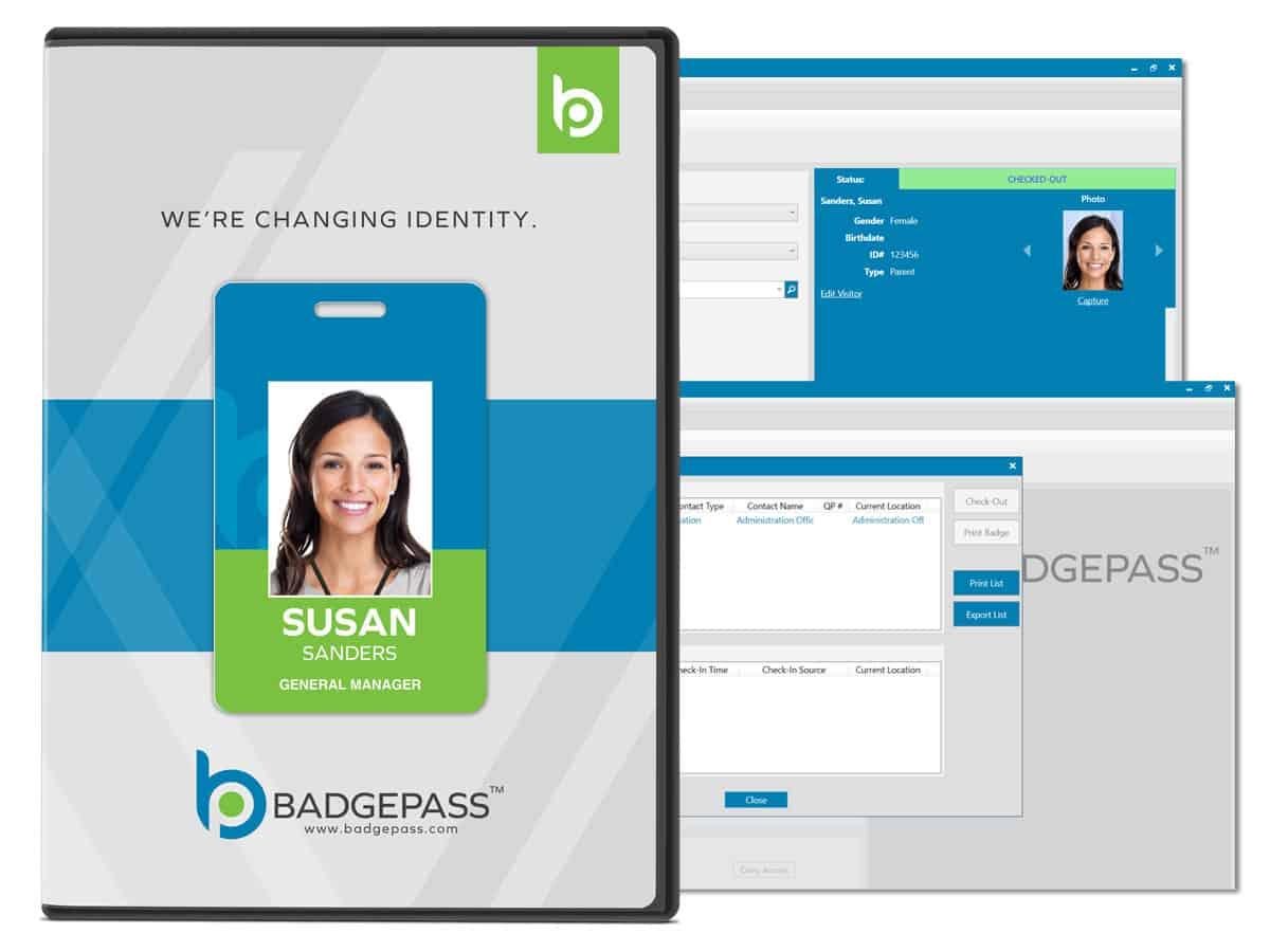 BadgePass Software