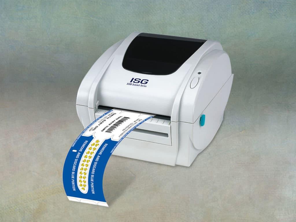 ISG S500 Desktop Thermal Printer