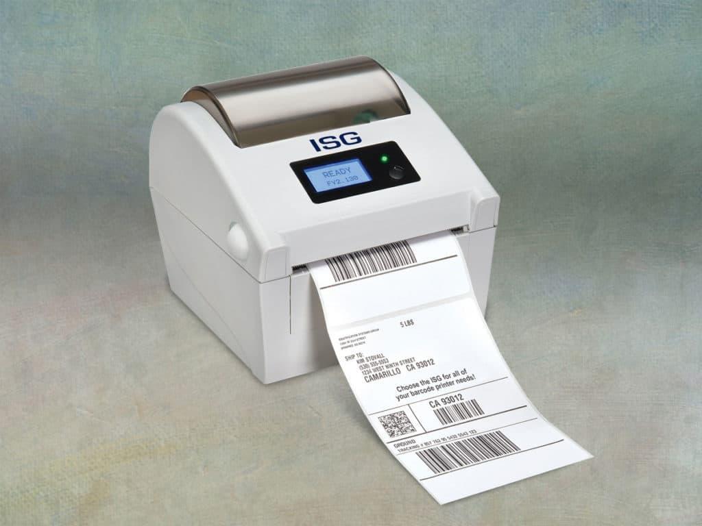 ISG Z5 Desktop Thermal Printer