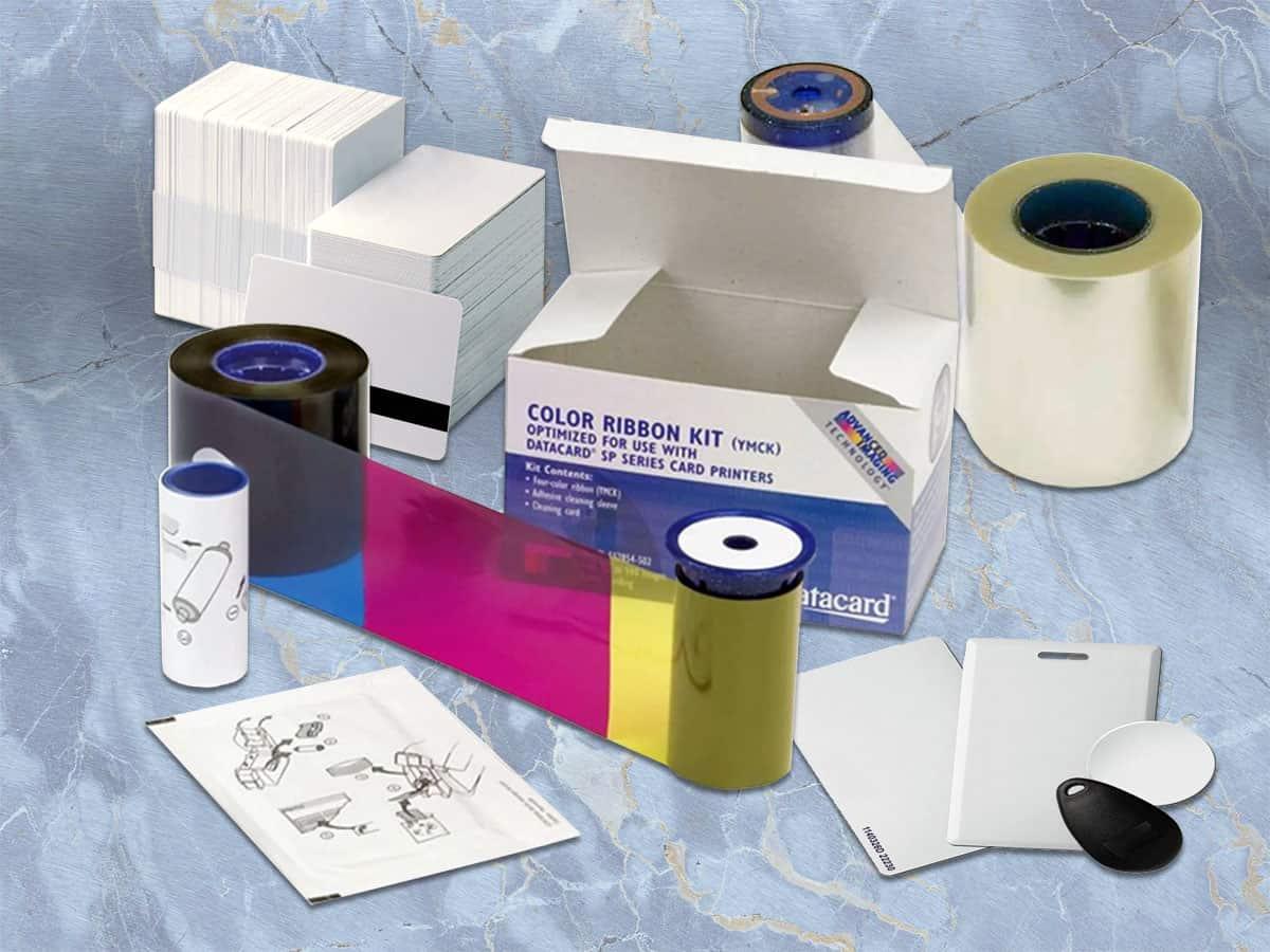 ID Card Printer Supplies