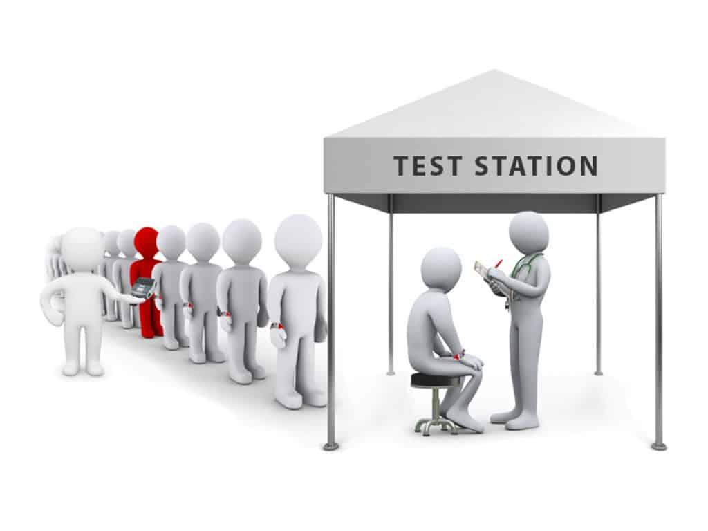 Mobile Solutions Test Station Management