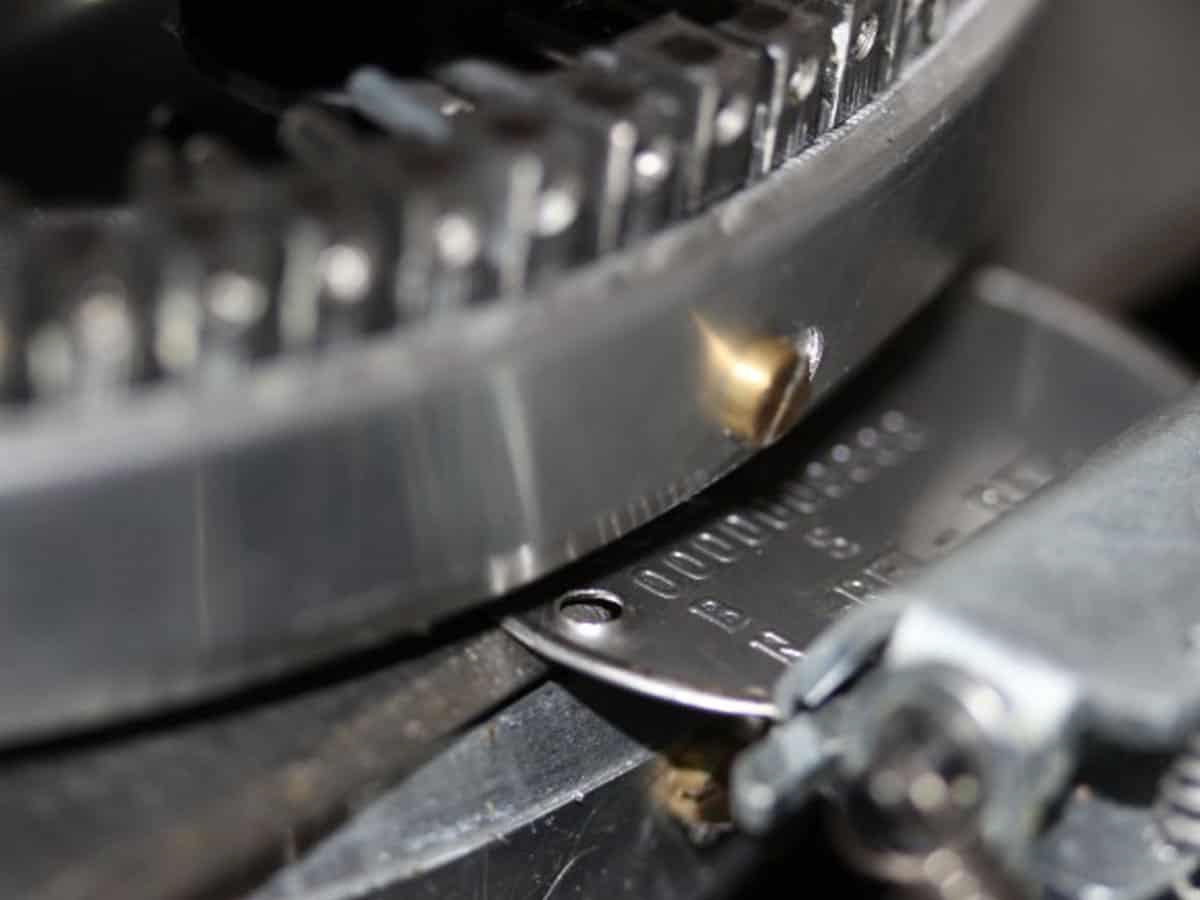 Metal Plate Embossing