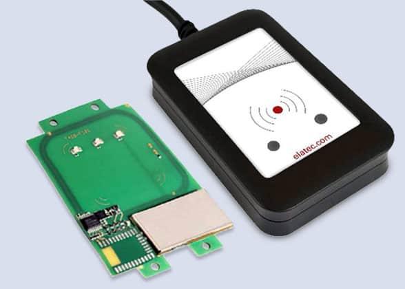 Elatec RFID reader writer TWN4 MULTITECH 2 HF