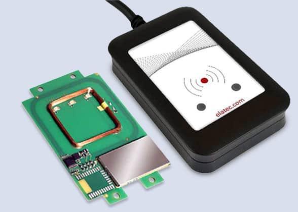 Elatec RFID reader writer TWN4 MULTITECH 2