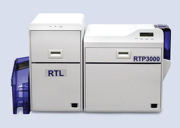 Kanematsu RTP3000 with laminator