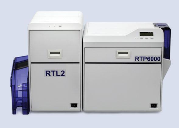 Kanematsu RTP6000 with laminator